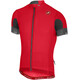 Castelli Aero Race 4.1 Solid FZ Jersey Men red